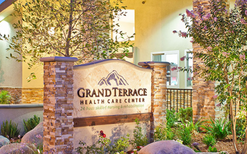 Grand Terrace Health Care Center Is A Skilled Nursing Facility In The Inland Empire We Provide 24 Hour And Rehabilitation Services